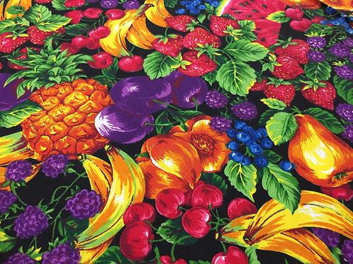 Tecido Importado Frutas