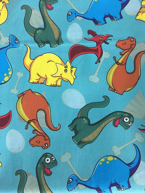 Tecido Digital Dinossauros