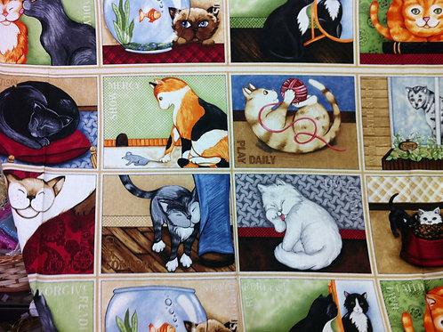 Painel Gatos Importado