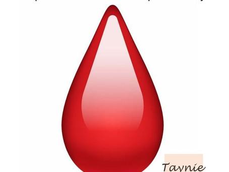 #dropofblood ist das neue #periodemoji