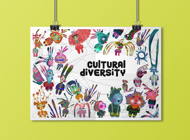 Cultural Diversity poster