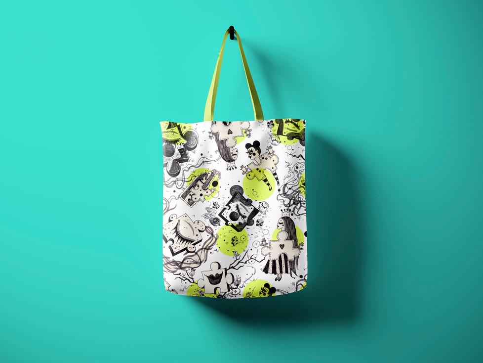 Bag pattern design