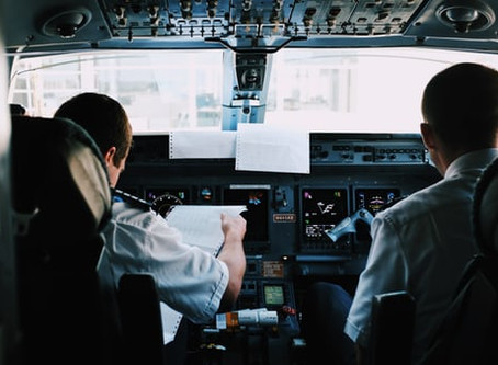 Cockpit Jumpseat Etiquette