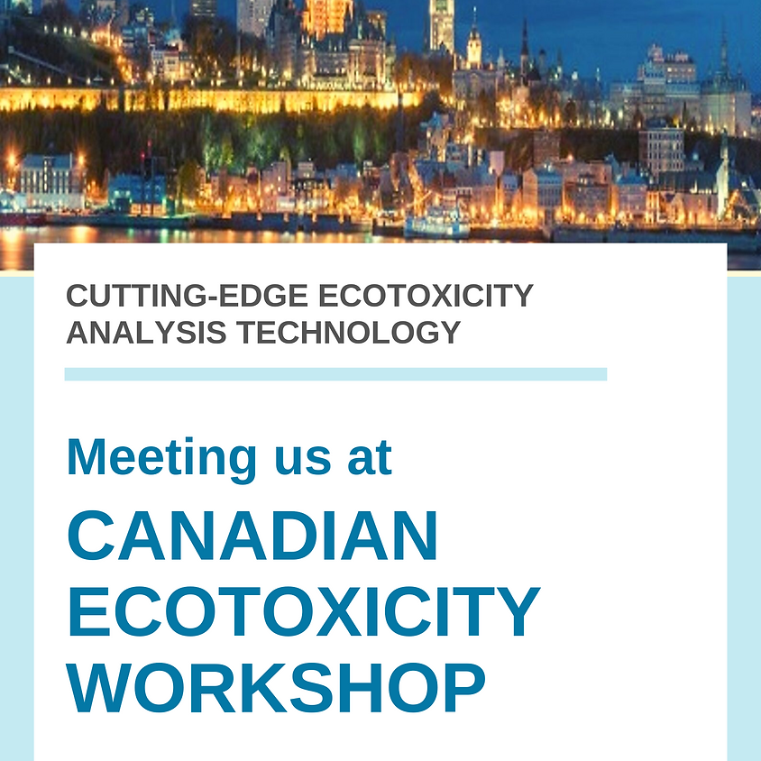 46th CEW - Canadian Ecotoxicity WorkshopEvent
