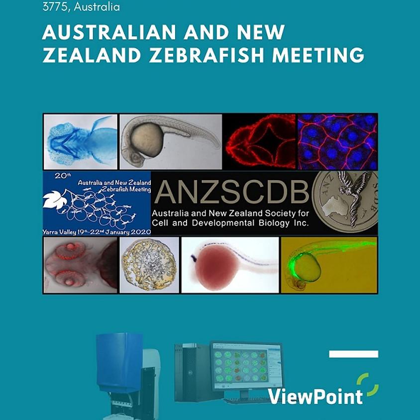 Australian and New Zealand Zebrafish Meeting