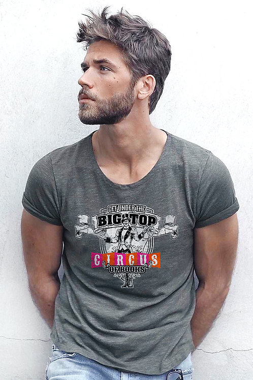 Circus of Books Under the Big Top T-Shirt