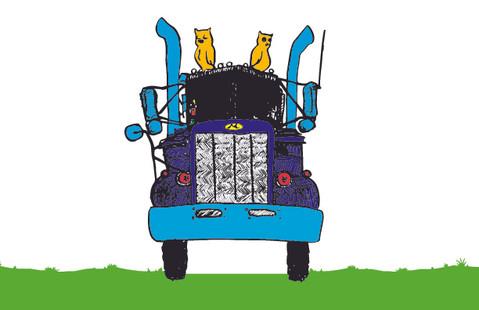 "Big Rig from ""Trucks & Owls"""