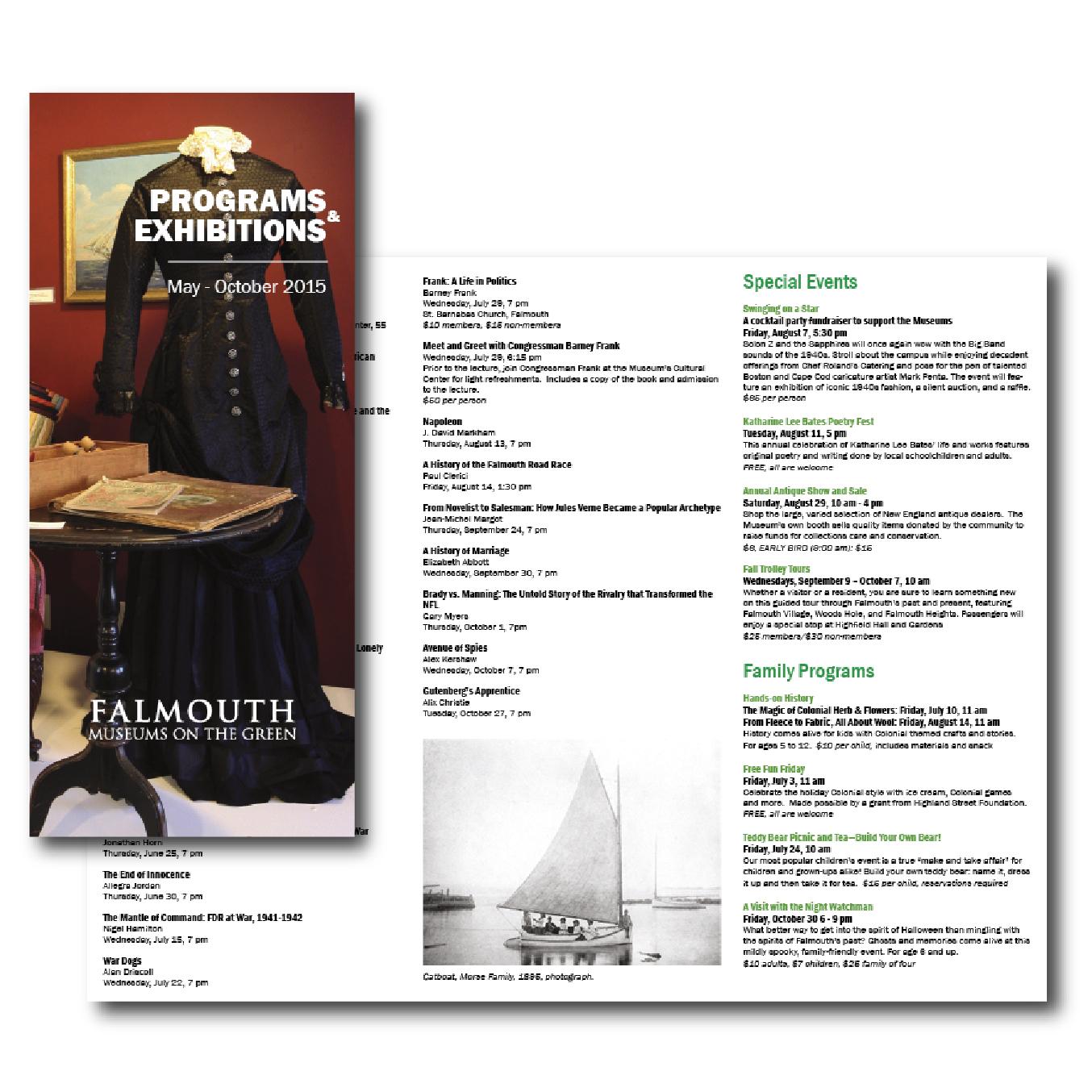 Brochure, 2015