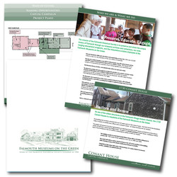 Campaign Folder + Stair Sheets, 2015