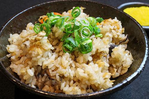 いりこ炊き込みご飯の素(3合)