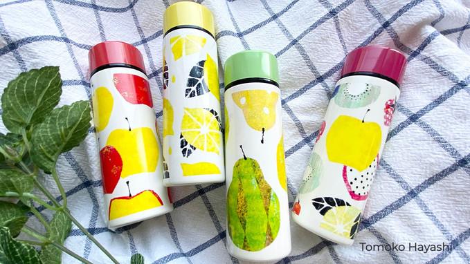 Syun-ka  Stainless bottle