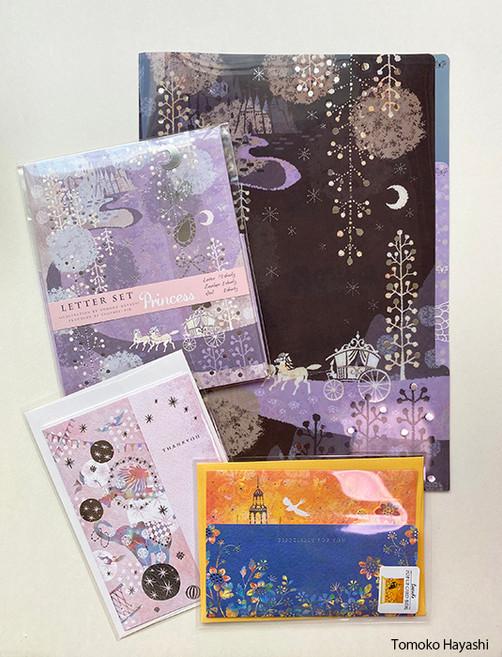 Letter set & Message cards