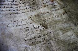 thomas young signature
