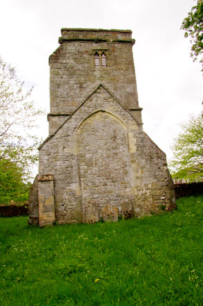 Old Church Tower, Compton Abbas
