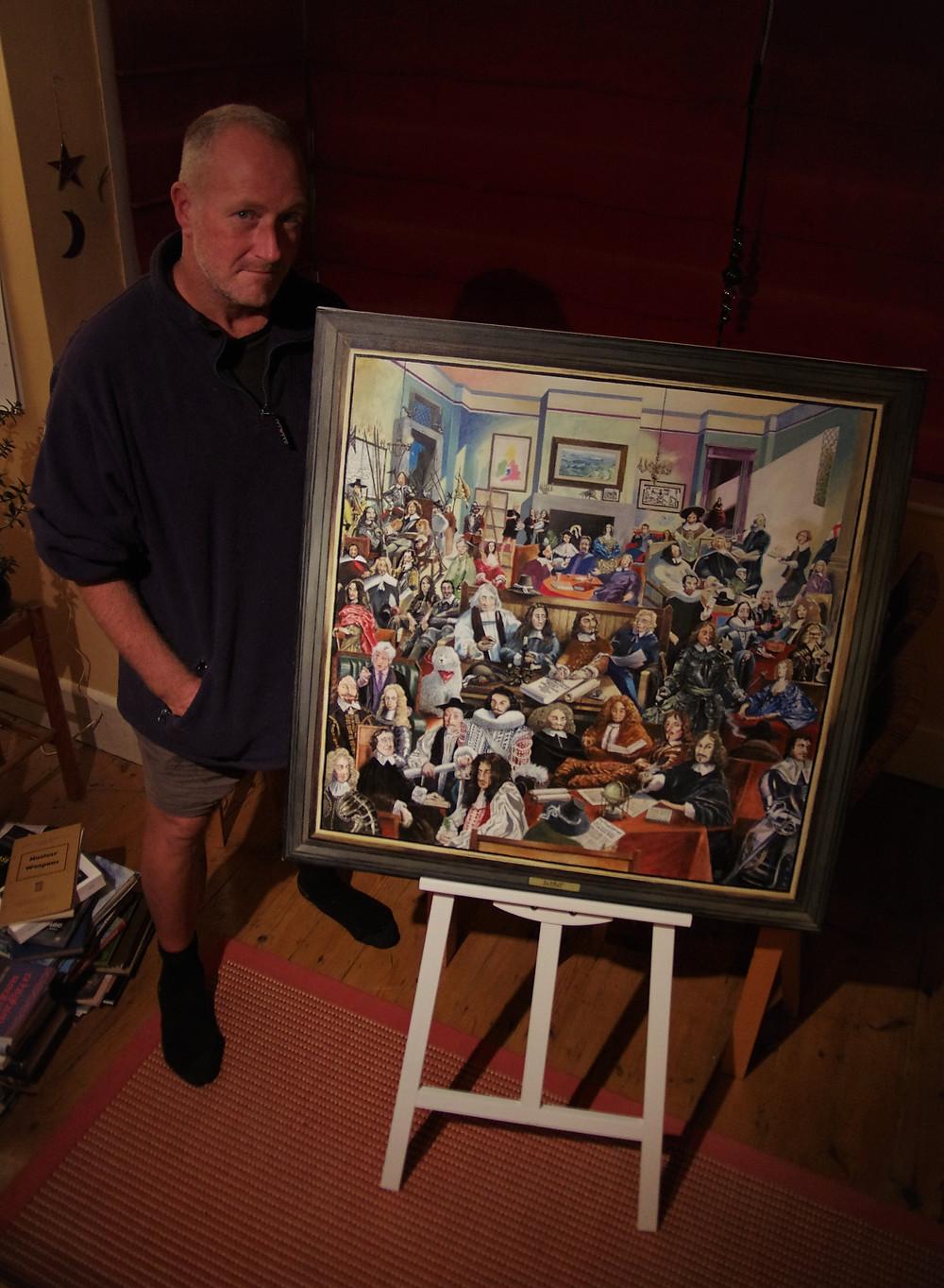 Stewart MacArthur Artist