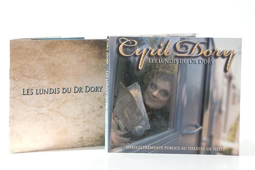 Album CD audio - Les lundis du Dr Dory