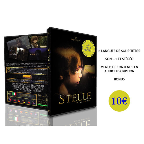 DVD of STELLE
