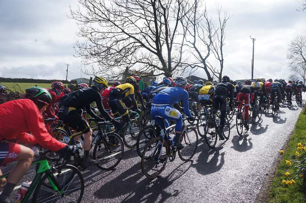 Tour de Yorkshire came within a mile of River View Cottage Dales holiday cottage accommodation