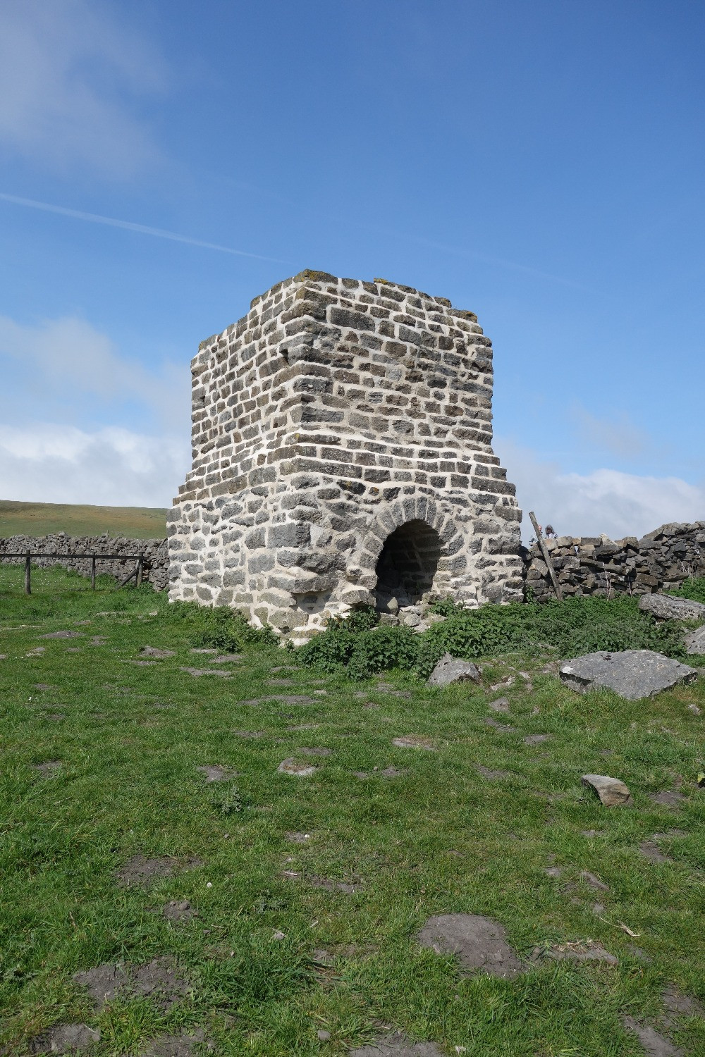 Toft Gate Lime Kiln Chimney, just 6 minutes from River View Pateley