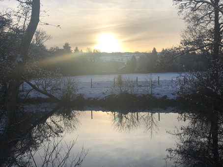 A Teen's View of a Dales Winter