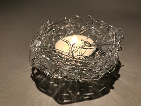 Nest Votive Candleholder