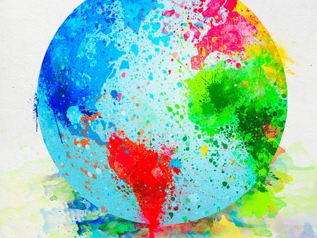 A world of artists!