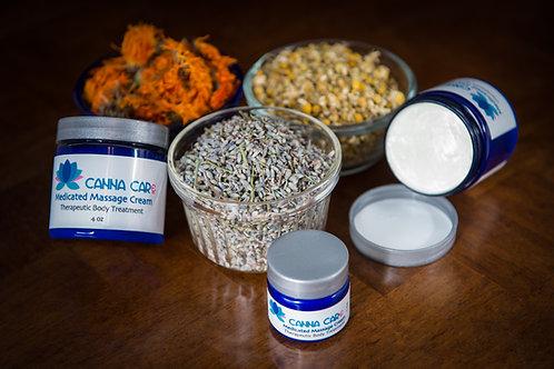 Medicated Body + Massage Cream