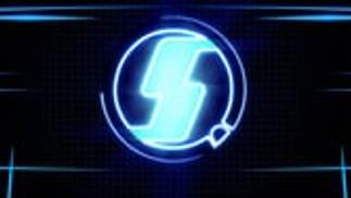 Logo animation test