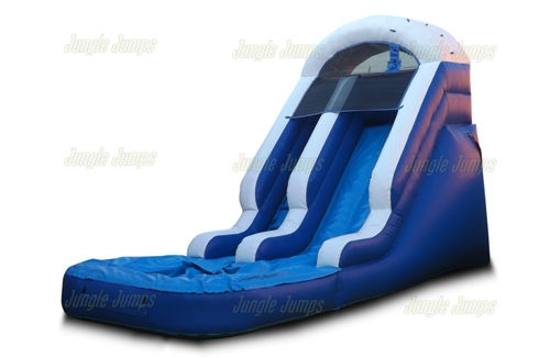 14' Little Blue Slide