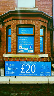 Sports massage Wigan Sports Injury Wigan physiotherapy Wigan chiropractor Wigan hypnotherapy Wigan Hindley Westhoughton Weight Loss Gastric Band trapped nerve pain St Helens Chorley Bolton Phobias Fears Stress Depression Mood Swings Group Bookings