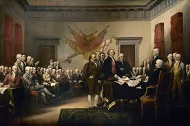 THIS DAY IN HISTORY: DECLARATION OF DEPENDENCE SIGNED