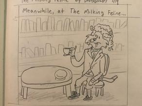 The Milking Feline