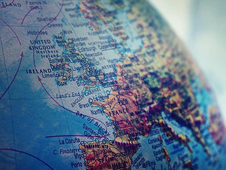 Kingdom Impact - The gospel map and the gospel seed. Ian MCKellar