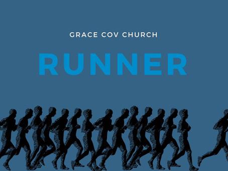 Runner - Part 3 Craig Meyer