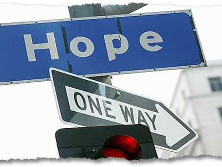 Leaning into Hope - Part 2   Craig Meyer