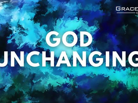 God Unchanging - Craig Meyer