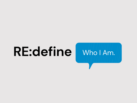 RE:define - Who I am. Craig Meyer