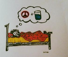 Machine Maintenance: Water, Sleep, and Inner Peace