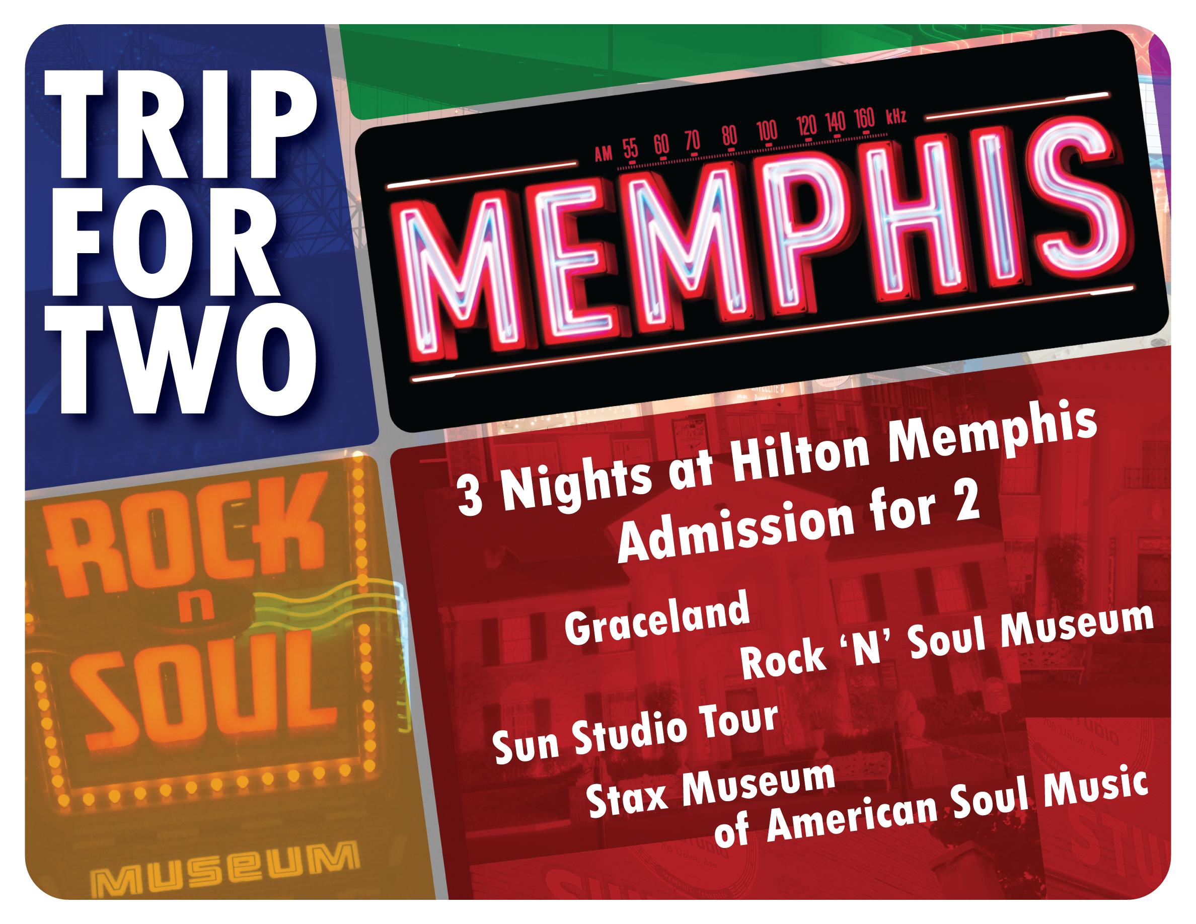 Memphis Trip