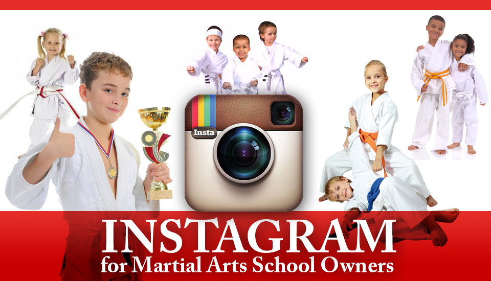 Instagram for Martial Arts