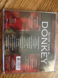 Actin' Like a Donkey CD