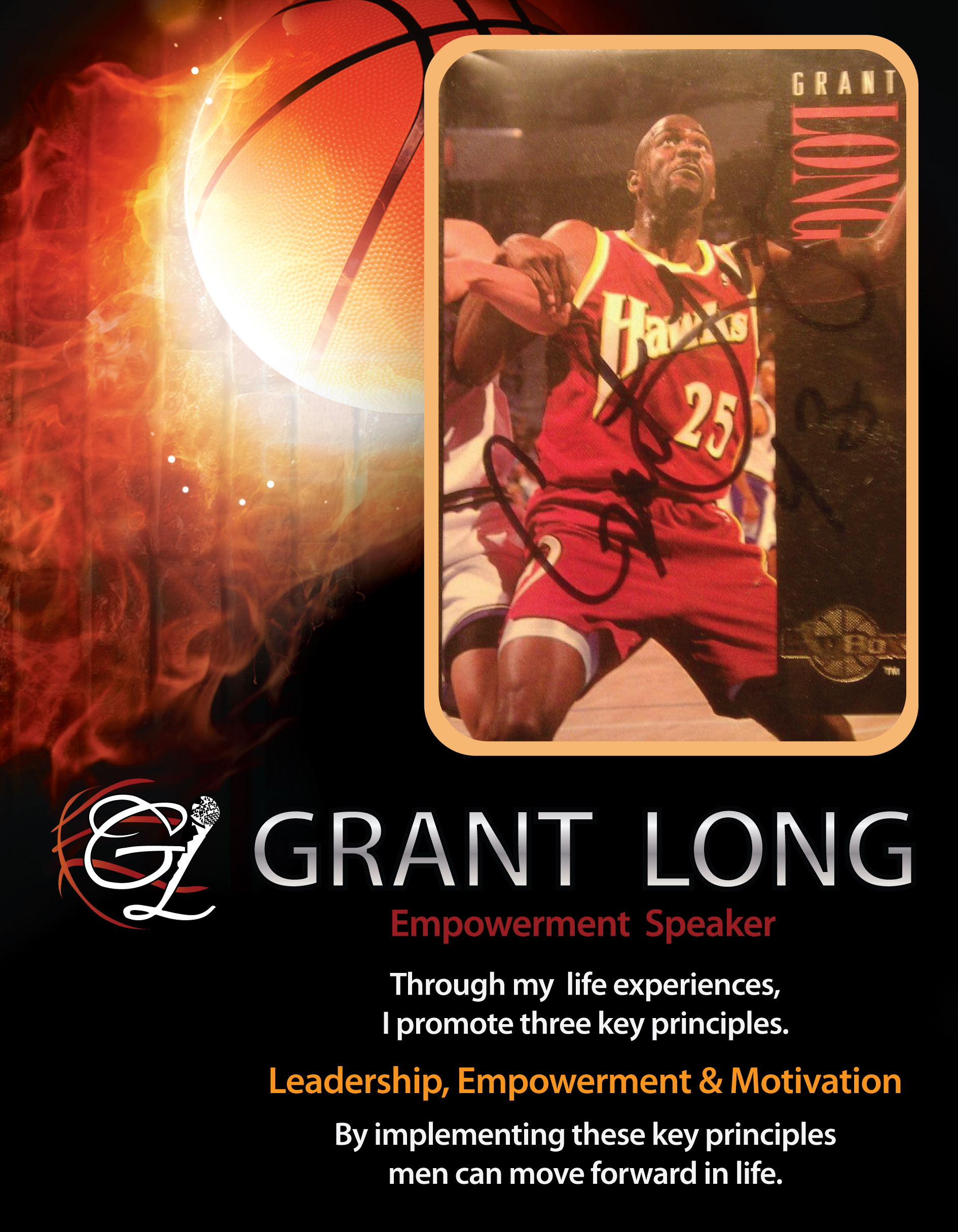 Grant Long Media Kits/Speaker Sheets