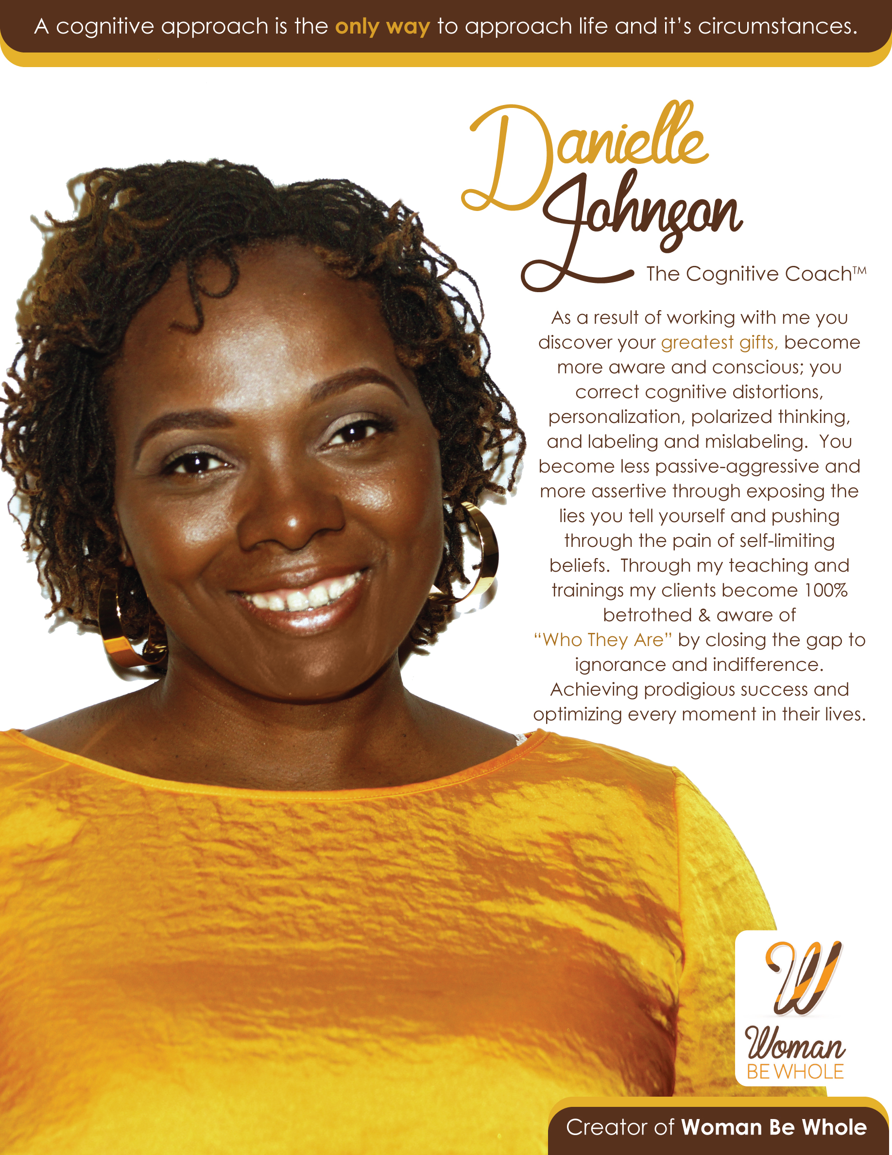 Danielle Johnson Media Kit