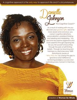 Danielle Johnson Media Kit