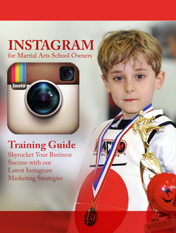 Instagram for Martial Arts