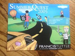Francis Tuttle Postcard