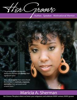 Maricia Sherman Media Kit