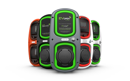 WallPod EV x5 2020 - OpenCharge Front.33