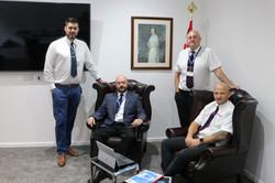 SIA meeting group