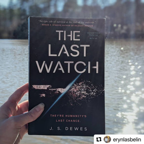The Last Watch » Reader Review [Repost from @erynlasbelin]